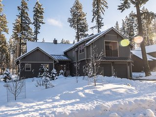 NEW LISTING!! Unique home 14th hole of Suncadia's Prospector Golf Course.