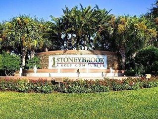 Immaculate 2 Bedroom Condo In Gated Golf Community With First Class Amenities