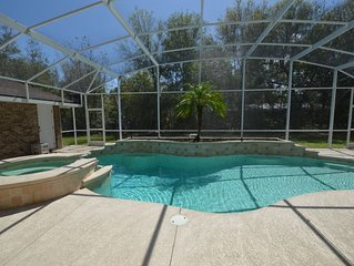 Private Wooded 1 Acre Estate w/ Pool Minutes From Daytona Beach Speedway/Beaches