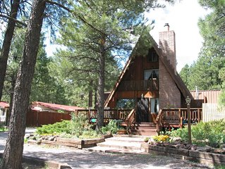 Classic, Three-Story Chalet in the Pines