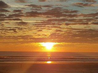 Amazing Ocean View Condo on Beautiful St. Augustine Beach