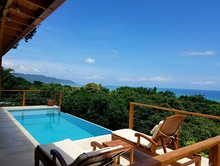 Beautiful Villa With Infinity Pool and Breathtaking Panoramic Views - Casa Mango