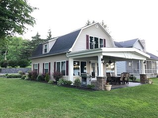 Brand New Listing! Vacation Home Rental on Owasco Lake!!