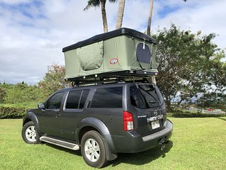 2011 NIssan Pathfinder SUV Camper 'Maui'