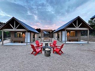 Lucky Arrow Retreat: Courtyard Cabins