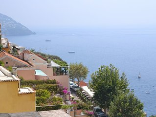 Will be in Positano Center - 2 Bedrooms - 2 Bathrooms - WiFi and AC free