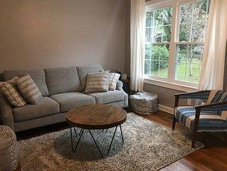 Cozy getaway in 'SoMo'...Charming home