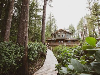 CedarView House, Tofino B.C.