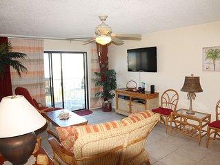Summerhouse 149, 2 Bedrooms, 2.5 Baths, Sleeps 6, Ocean View, 4 Heated Pools, Wi