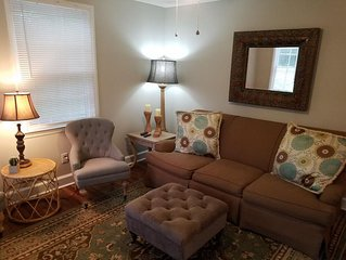 Great location! 5 min. to Downtown, Medical District, and the Masters