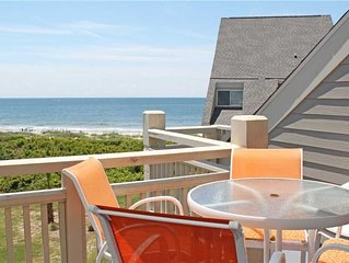 A Stairway to Heaven: 2 Bed/2 Bath Condo with Community Pool and Ocean Views