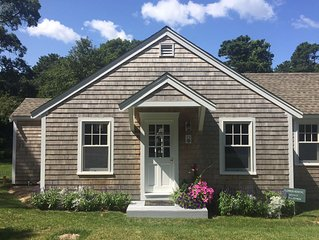 Charming Restored Cottage near Nauset Beach, The Summer House