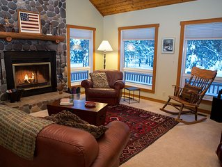 BY OWNER  - GREAT for couples! Snow Goose Cottage, near Sunriver