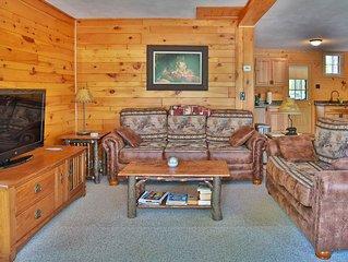 Getaway Cabin - Hiller Vacation Homes - Remodeled 1 Bedroom Cabin