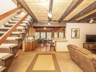 Hamm Haus: 2 BR / 2 BA house/cabin in Homewood, Sleeps 6