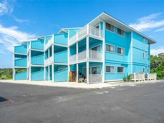 Riggings K3: 1 BR / 1 BA condo in Kure Beach, Sleeps 4