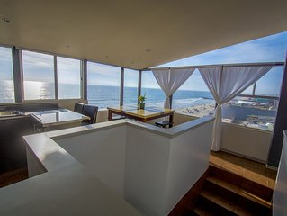 Lovely Beach View - 2 BDR Apt