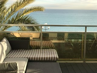 Luxury Sea Front apartment in Royal Luxembourg