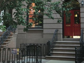 Live in a brownstone.  Be a New Yorker