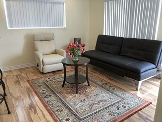One Bedroom House at 141  North 14th street Grover Beach CA,   Luxury stay