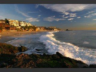 Contemporary Beach House, Panoramic Ocean Views
