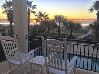 Luxurious Oceanfront Estate/7000 SF/All Bells & Whistles!Just painted&renovated!