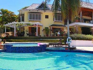 Luxury Villa in Private Beach Community