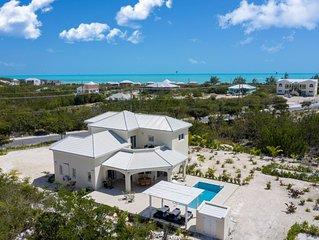 30% Off Winter Sale -  3 - Bedroom Luxury Villa , Long Bay Beach , private pool