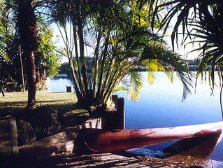 Belongil Beach River House - Byron Bay-May  3 nts  Special  $1055 + service fee