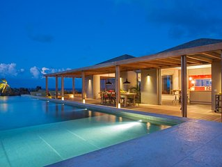 Villa Imagine - Luxury 3 Bedroom Villa in St Barts - VIP access to Eden Rock ser