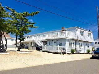 Come enjoy Island living. Perfectly located weekly summer Condo rental on LBI