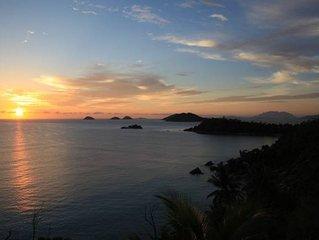 A private island getaway