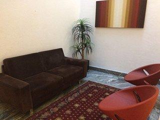 Lindíssimo apartamento bem decorado e muito aconchegante