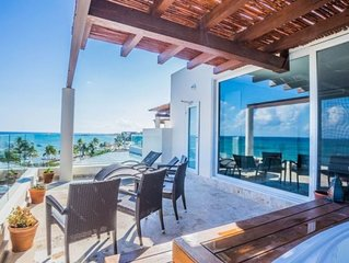 Corner Penthouse With Unobstructed Views Of The Ocean