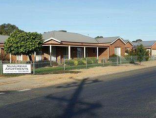 Numurkah Self Contained Apartments - The Miekeljohn