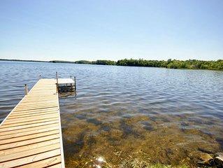 Abby Lane on Buckhorn Lake