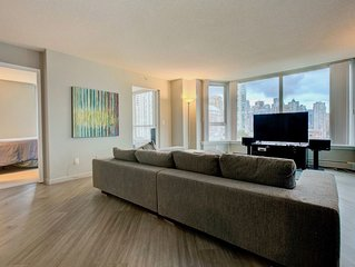 Stunning Yaletown's 3 bedroom unit