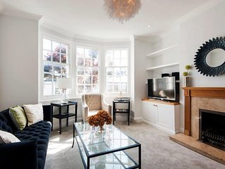 Elegant Earlsfield in London and close to The Common