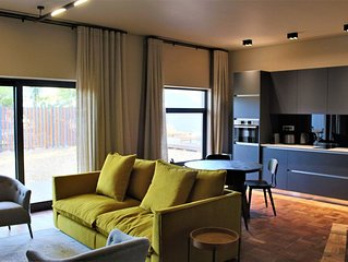 Golfers Rest 2 bedroomed luxury apartment in Central Stellenbosch