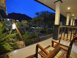 A Cozy Guest House in the Heart of Kuta, Poppies Lane, Only Few Minutes to Beach