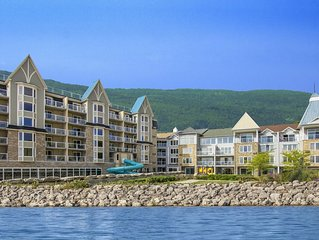 1 Bedroom condo at Living Water Resort & Spa - 1 Bedroom condo at Living Water R