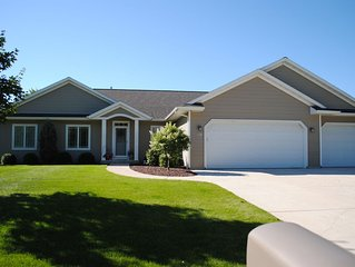 Close to world class golf and the City of Sheboygan and Village of Kohler