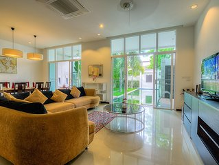 Villa near Bang Tao Beach 3 Bedrooms