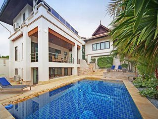 Pratumnak Golden Angel Pool Villa
