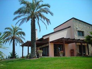 luxury holidays sani chalkidiki villa