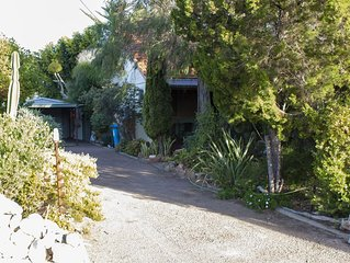 Family comfort, fun, outdoorsy, very relaxed atmosphere and Pet Friendly