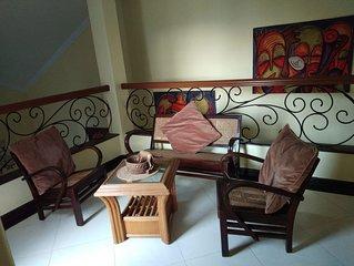 2 bedroom villa in rent