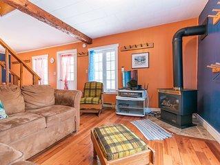 HOTEL A LA MAISON - La Maison d'Emmy à coté du centre de ski de Charlevoix!