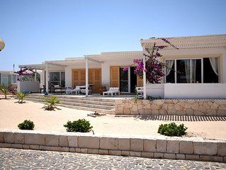 Luxury house sea view #20, Praia de Chaves, Boa Vista, Cape Verde