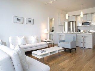 Midtown West  Edward One Bedroom Luxury Apartment